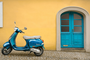 E-Commerce Is Like Riding a Moped
