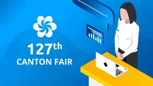 Registering for the Canton Fair
