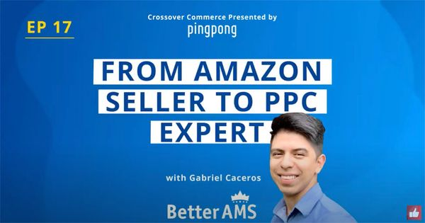 From Amazon Seller to PPC Expert