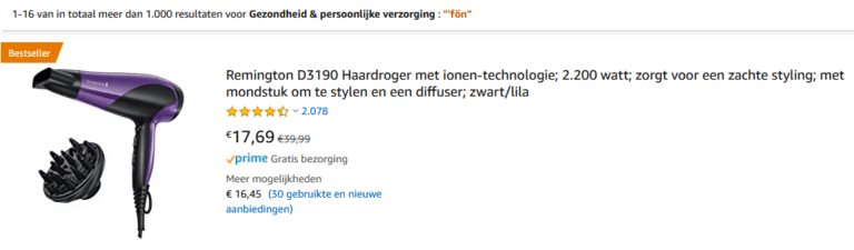 sell on amazon netherlands